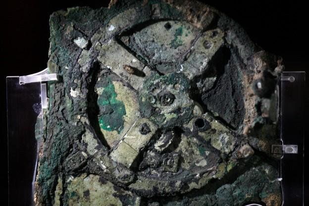 The Antikythera Shipwreck Exhibition 6 April 2012- 28 April 2013