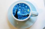 Lee Kang-Bin Coffee Art
